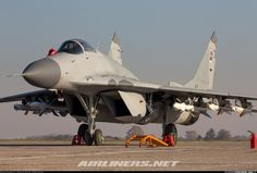 Mikoyan-Gurevich MiG-29 (9-13) - Serbia - Air Force | Aviation Photo #4648771 | Airliners.net