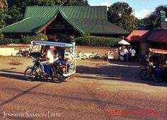 Tricycle ♡ Zamboanga City | May 2010 Zamboanga City, Before I Die, Tricycle, Seas, Philippines, Places, Travel, Voyage, Viajes