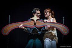 Ruccello, Paravidino, Comencini tra i nomi in cartellone questa settimana nei teatri umbri che molto spazio dedicheranno anche alla danza contemporanea.