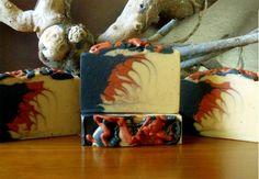Making Dragons Blood Soap