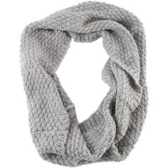 Chesca Knitted Sequins Snood, Grey ($45) ❤ liked on Polyvore featuring accessories, scarves, snood scarves, chesca, gray scarves, sequin shawl and grey scarves