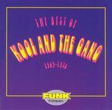 The Best of Kool & the Gang 1969-1976 [CD]