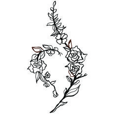 National Eating disorder Recovery Tattoo Design