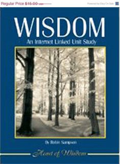 Wisdom Unit Study Ebook Read Reviews