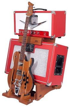 Guitar & amp stand