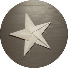 Femtagget stjerne - foldyouso.com