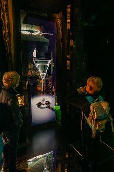 Süsswasserwelt im AQUATIS Aquarium-Vivarium Lausanne