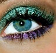 Peacock Makeup - Bing Images