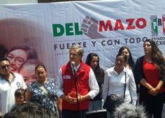 Del Mazo anuncia que habrá transporte público con cámaras de vigilancia