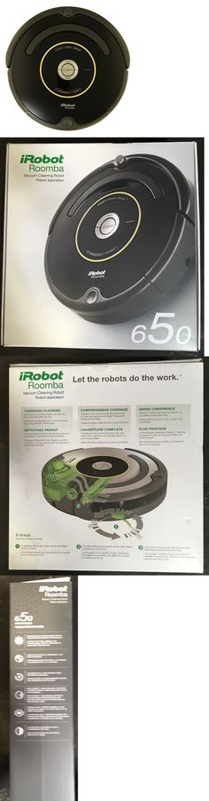 vacuum cleaners irobot roomba 801 robotic vacuum sealed free shipping new u003e buy it now only on ebay vacuum cleaners pinterest - Irobot Roomba 650