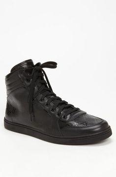 super popular 0390c 13755 Gucci Men s  Coda  High Top Sneaker - ShopStyle
