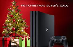 PlayStation 4 Christmas Buyer's Guide. Playstation, Ps4, Buyers Guide, Card Games, Gaming, Christmas Tree, Holiday Decor, News, Teal Christmas Tree