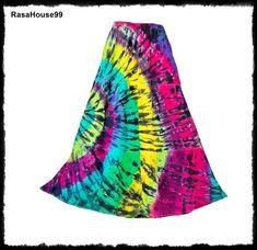 Reggae Festival, Festival Skirts, Hippie Pants, Purple Skirt, Comfy Pants, Gypsy Skirt, Hippie Gypsy, Party Wear, Tie Dye Skirt