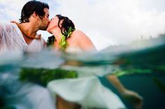 Hawaiian Wedding: Stacie & Kris