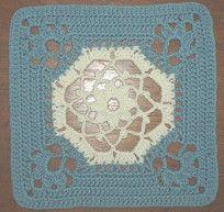 Crochet Pattern Central - Free Pattern - Victorian Dream Square