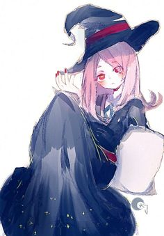 Little Witch Academia Little Wich Academia, My Little Witch Academia, Manga Anime, Anime Art, Harry Potter, Cute Anime Pics, Beautiful Anime Girl, Kawaii Anime, Character Design