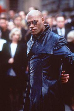 Laurence Fishburne as Morpheus in The Matrix. Lawrence Fishburne, Hulk Sketch, The Matrix Movie, Matrix Reloaded, I See Stars, Sci Fi Films, Laurence, Matthew Mcconaughey, Dibujo