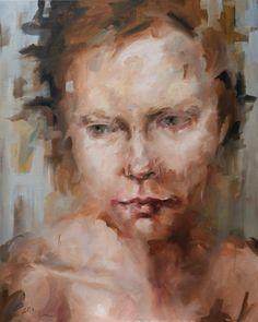 Oil on Canvas Measure: 100 x 80