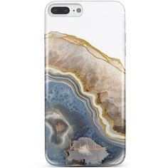 Nicole Miller Agate iPhone 7 Plus Phone Case found on Polyvore featuring accessories, tech accessories, phone, technology and nicole miller