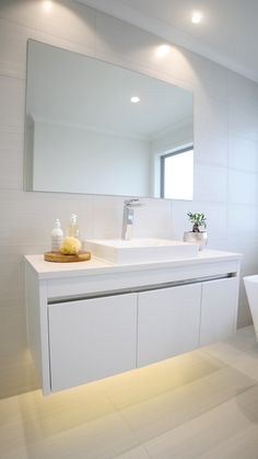 Athena Vanity - Sirocco Alumino Slab Bowl (single) Wall hung, Angel White engineered stone top, 1200mm, White Gloss