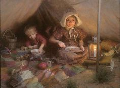 new+morgan+weistling+|+Details+about+Morgan+Weistling+THE+CAMPERS+giclee+canvas+#74/75