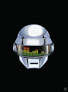 Discover & share this Daft Punk GIF with everyone you know. GIPHY is how you search, share, discover, and create GIFs. Daft Punk, Dp Gif, Gif Animé, Punk Art, Vaporwave, Dj Day, Thomas Bangalter, Light Up Costumes, Gifs
