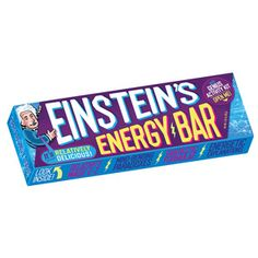 Einstein Energy Bar 3-Pack, $12.50, now featured on Fab.