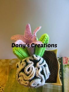 Dony's Creations Cactus arricciato  http://donyscreations.blogspot.it/
