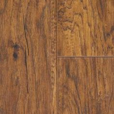 Hampton Bay Hometown Hickory Sable 8 mm Thick x 5-5/16 in. Wide x 50-1/2 in. Length Laminate Flooring (22.24 sq. ft. / case) 195148 at The Home Depot - Mobile