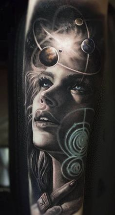 Face morph tattoos can make true custom ink for people wanting something poetic, original and superb and Arlo DiCristina masters this style. Full Hand Tattoo, Full Arm Tattoos, Circle Tattoos, Cover Up Tattoos, Leg Sleeve Tattoo, Best Sleeve Tattoos, Tattoo Sleeve Designs, Arlo Tattoo, Tattoo Bein