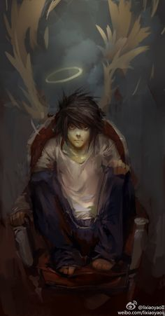lixiaoyaoII - Death Note - L