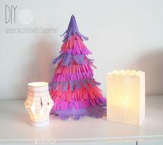 DIY sapin de Noël déco