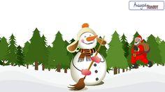 Новогодние смешинки от Снеговика Очень смешно