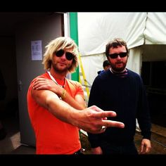 j-funk an me...d-town, glasgowbury...peace out!!! - keith-harkin Photo
