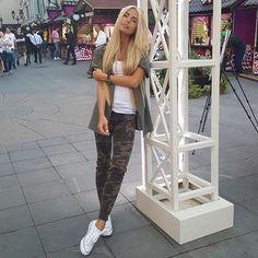 @mersedova ❤️ via @milano_streetstyle ❤️