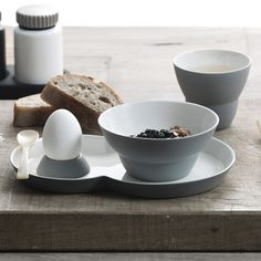 Vipp 210 Brunch Set, Grau, Vipp