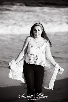 CARLY | ST. AUGUSTINE SENIOR PHOTOGRAPHER | Jacksonville Senior Photographer // Scarlett Lillian Seniors