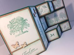 Lovely As a Tree - Stampin'up