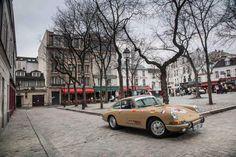 Porsche 911 in France