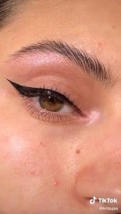 Natural Makeup For Brown Eyes, Natural Makeup Looks, Blue Eye Makeup, Natural Beauty, Makeup Art, Makeup Tips, Beauty Makeup, Hair Makeup, Makeup Ideas