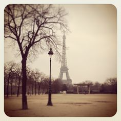Paris winter 2013