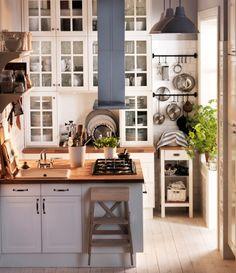 Top Inspiring Vintage Kitchens | UNIQUE