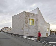 Atelier Fernandez & Serres . cultural centre . Vertou (1)