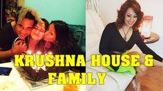 Krushna Abhishek and Wife Kashmira Shah family and House