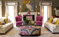 1000 Images About Living Rooms On Pinterest Living Rooms Sofas And Ottomans