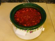 How to use dry beans in a crock pot recipe without over or under cooking the beans.
