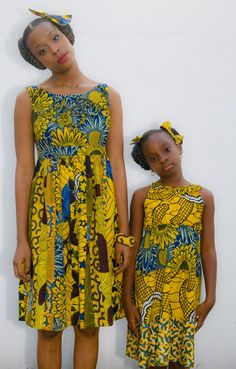 37thstate:    Ituen Basi    I have a picture of me and my mum wearing the same dress. I need it, now!
