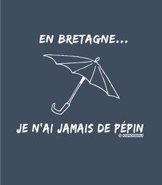 Humour Breton Jamais de pépin