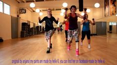"""""""we will rock you"""" by five feat queen- zumba tonning routine"""
