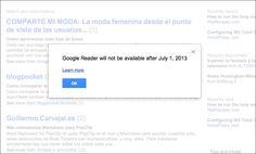 El método para exportar tus suscripciones y alternativas a Google Reader